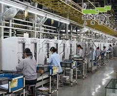 非標洗衣機生產裝配線設備制定