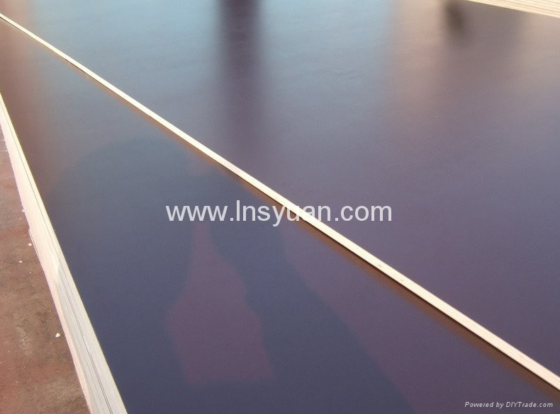 the best film faced plywood red brown black  1220x2440mm for construction  3