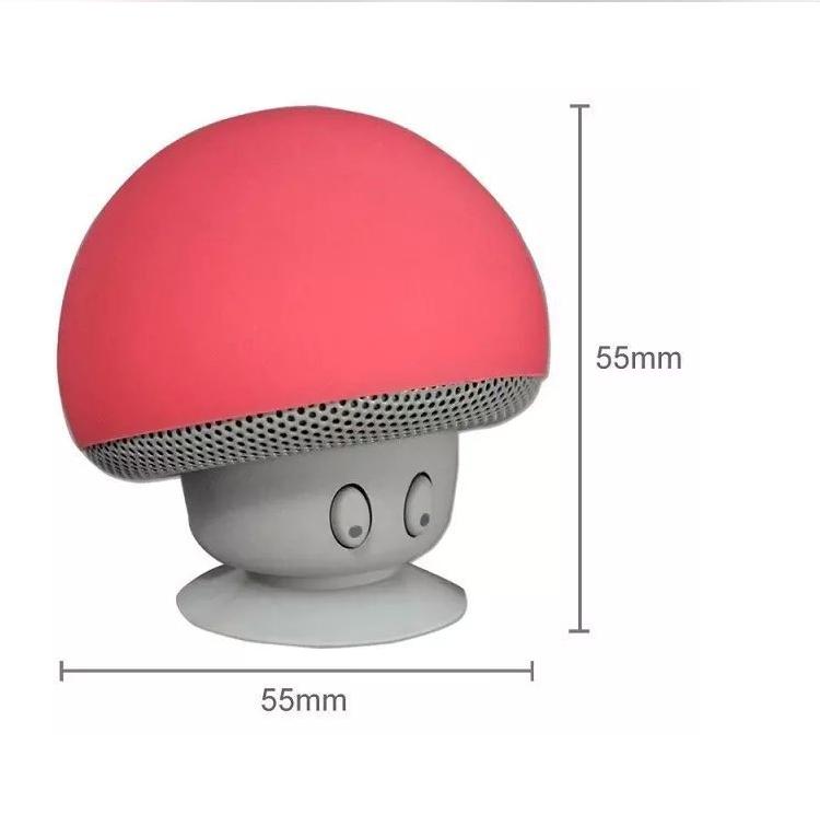 迷你蘑菇蓝牙音箱 3