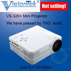 factory cheapest LED MINI lcd Projector