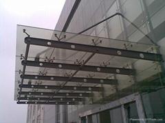 供应新款优质雨棚钢梁