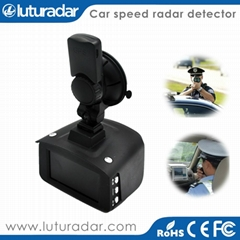 1080P gps radar detector