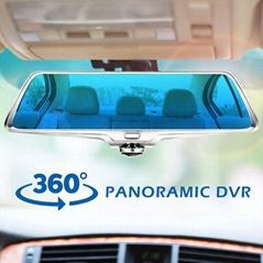 5 inch 360 degree panora