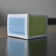 custom printed packaging carton box with
