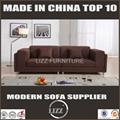 Sofa Set Style Modern Leather Sofa New Style Set: New Design Modern Style Fabric Sofa Set