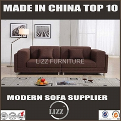 New Design Modern Style fabric sofa set
