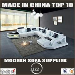 Modern Living Room Sectional Sofa