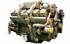 664Kw Diesel Engine