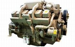 711Kw Diesel Engine