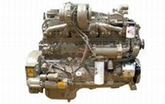 381Hp Diesel Engine