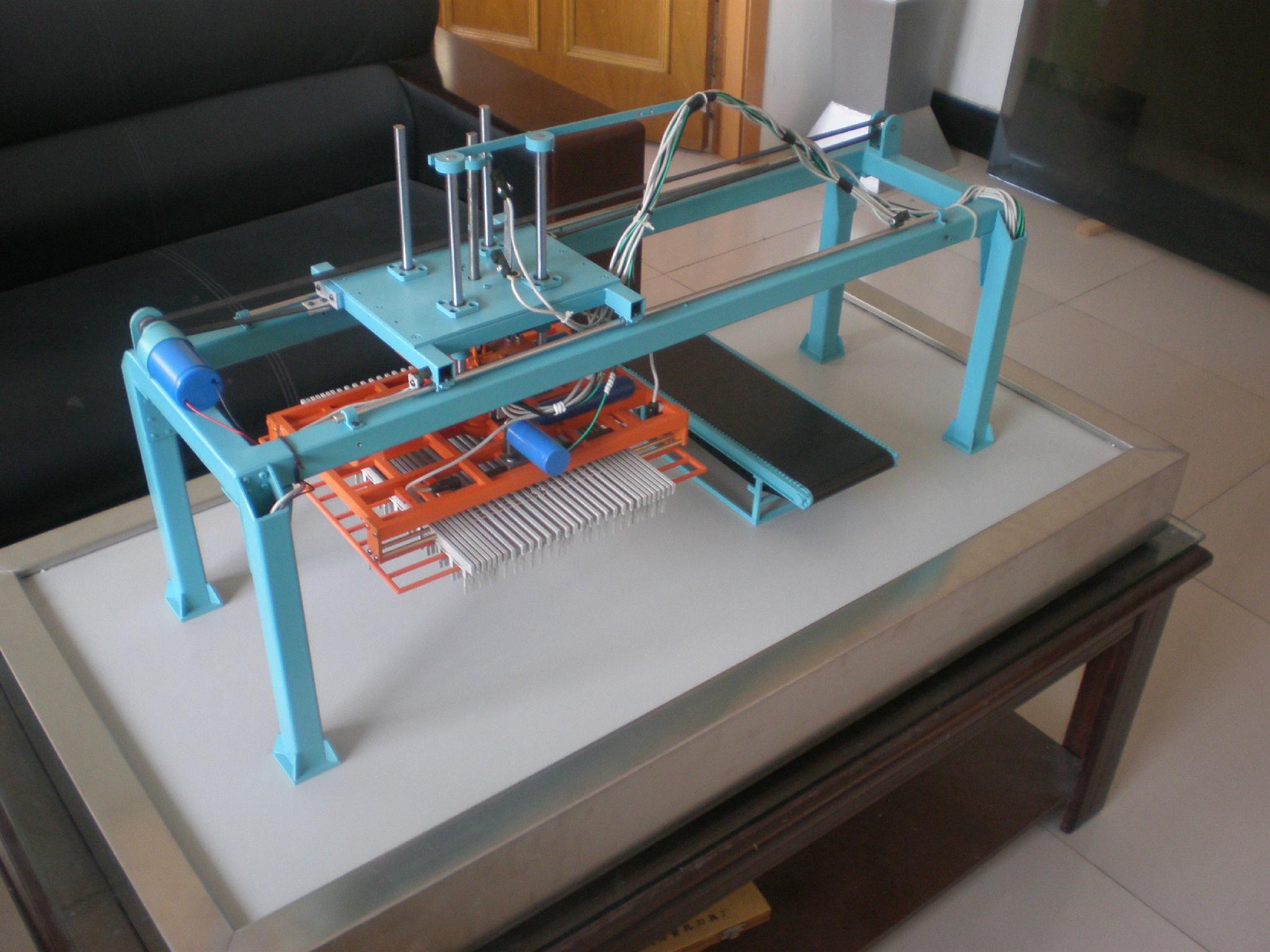 山西工業智能模型製作 4