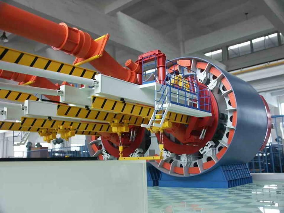 山西工業模型製作 2