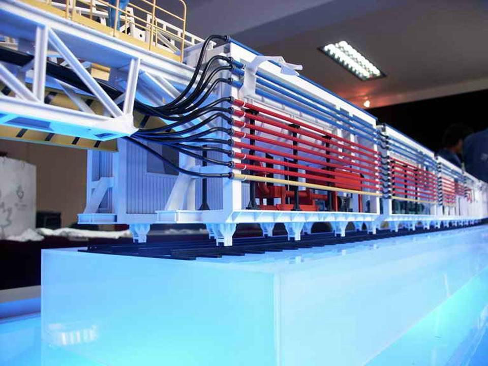 山西工業智能模型製作 1