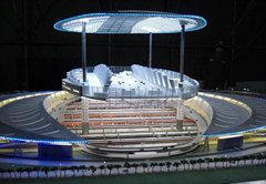 北京工业沙盘模型