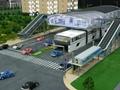 智能軌道交通模型 3