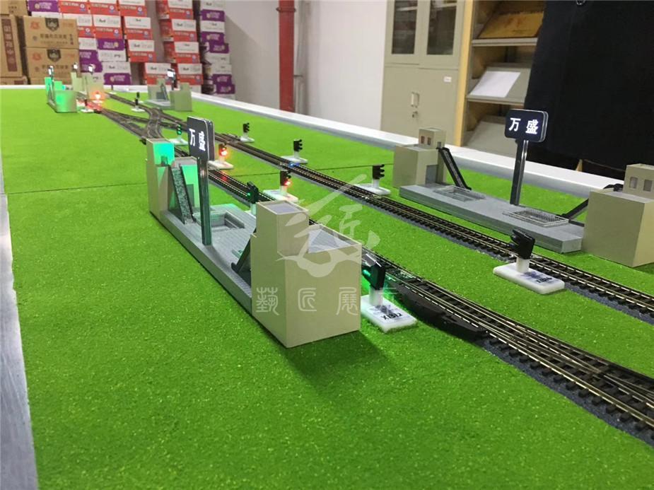 陽泉智能動態沙盤模型 4