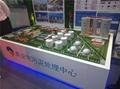 包頭智能工廠沙盤模型 3