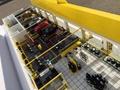包頭智能工廠沙盤模型