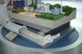 包頭工業廠區模型製作