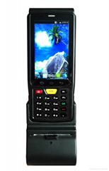 ST907V7.0 4'' IP65 Android 4.4 OS R   ed PDA