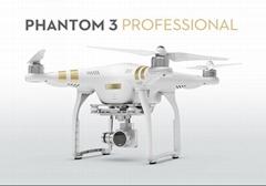 Dji Phantom 3 Professional Quadcopter Drone 4K Video Camera rc toy aerial uav