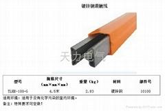 武漢天力TLHX型單極安全滑觸線
