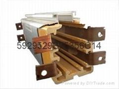 武漢天力TLGJ型鋁合金管式安全滑觸線