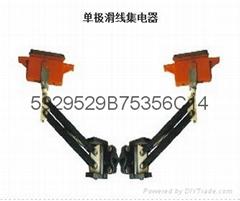 武漢天力TLDJ型單極滑觸線滑導線滑線集電器