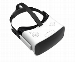Intelligent virtual reality HD 3D VR porn glasses  HDMI 720P CE ROHS FCC