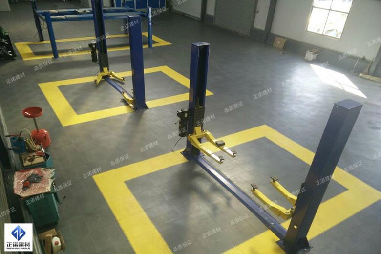 汽车展厅专用地板  4