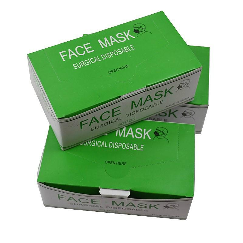 Disposable Face Mask Ear loop & Tie On 5