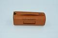 bluetooth speaker genuine leather case 1