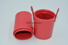 cosmetic case, genuine leather case (Hot Product - 1*)