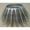 Rapid prototyping metal parts 2