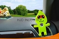 Cartoon Silicone Car Air Vent Phone