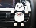 Cartoon Silicone Car Air Vent Phone Mount Holder 4