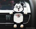 Cartoon Silicone Car Air Vent Phone Mount Holder 2