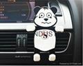 Cartoon Silicone Car Air Vent Phone Mount Holder 3