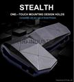 car accessories flexible leather air vent car mount 2