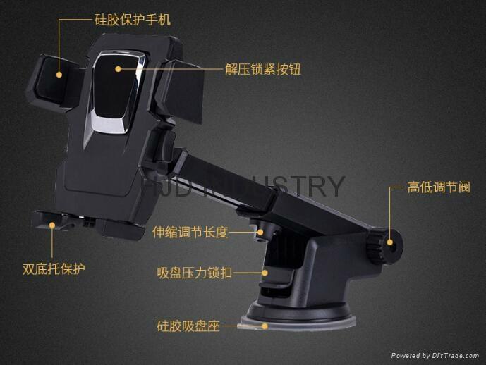 car holder cell phone car mount, car mobile phone holder 4