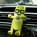 Promotional gifts cartoon silicone car mount holder