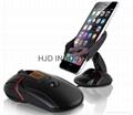 Universal mobile phone holder for car