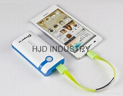 Mobile phone USB 2.0 bracelet USB cable