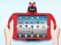 kids ipad silicone case, cartoon ipad case for ipad mini and ipad air2