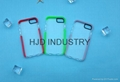 double injection TPU case, double color TPU iphone case