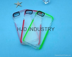 double injection TPU cas