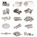 Custom stainless steel brass aluminum cnc metal lathe parts, lathe machine parts