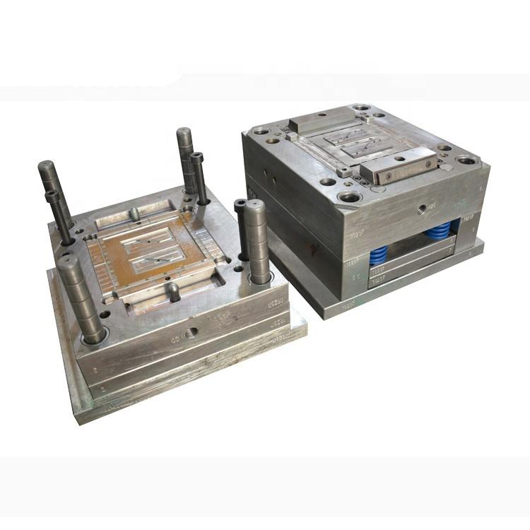 Custom Abs Plastic Part Injection Molding Service 1