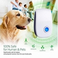 Portable Indoor Pest Defender, Pest Reject for Mosquito, Rodent,Anti, Cockroach