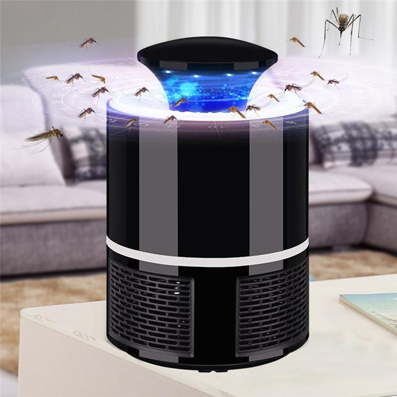 Home living pest control electric led mosquito killer lamp for insect trap